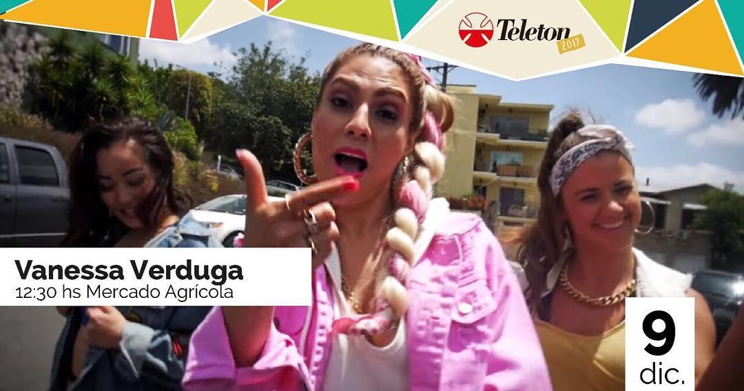 La Verduga Teleton Uruguay