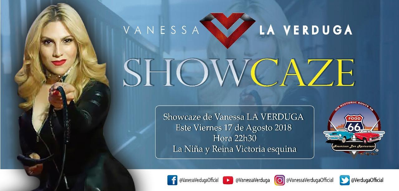 La Verduga Quito Showcase